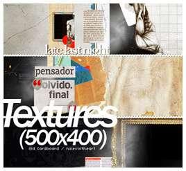 Old Cardboard  Textures