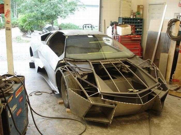 85649 - Convertir de Pontiac a Lamborghini Reventon