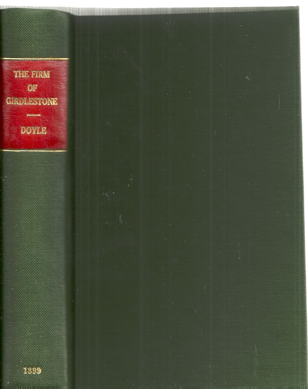 The Firm of Girdlestone, A. CONAN DOYLE