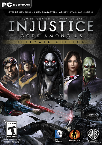 [PC] Injustice: Gods Among Us - Ultimate Edition - SUB ITA