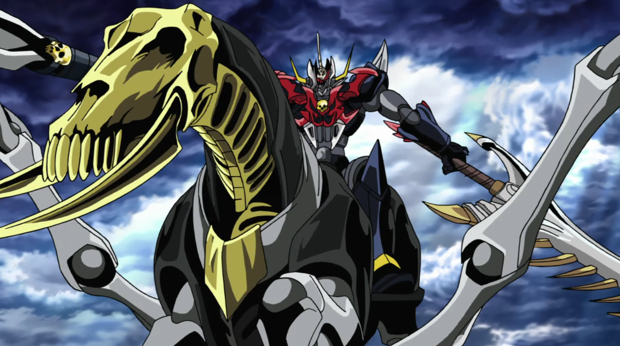 Super Robot Mecha Oriented Anime Discussion