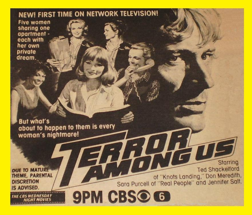 16396267 Paul Krasny   Terror Among Us (1981)