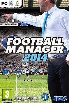 Football Manager 2014 - 3DM Tek Link indir